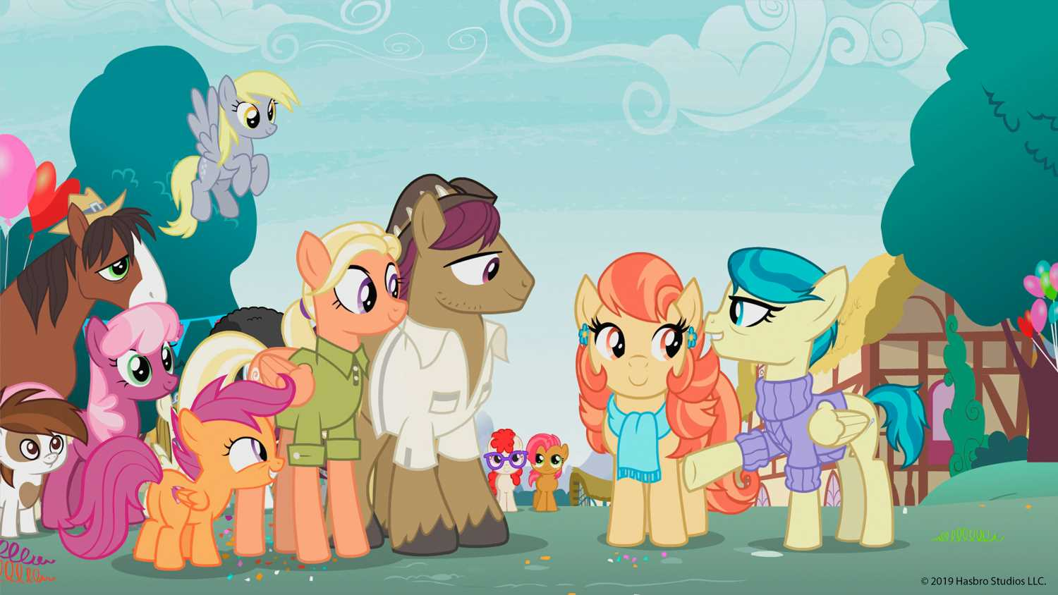 My Little Pony Introduces Lesbian Couple For The First -6938