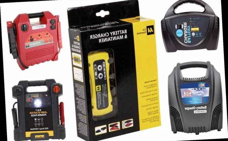 Best Car Battery Chargers 2019 | The Sun UK