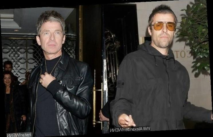 Liam and Noel Gallagher Back on Speaking Terms for Their ...